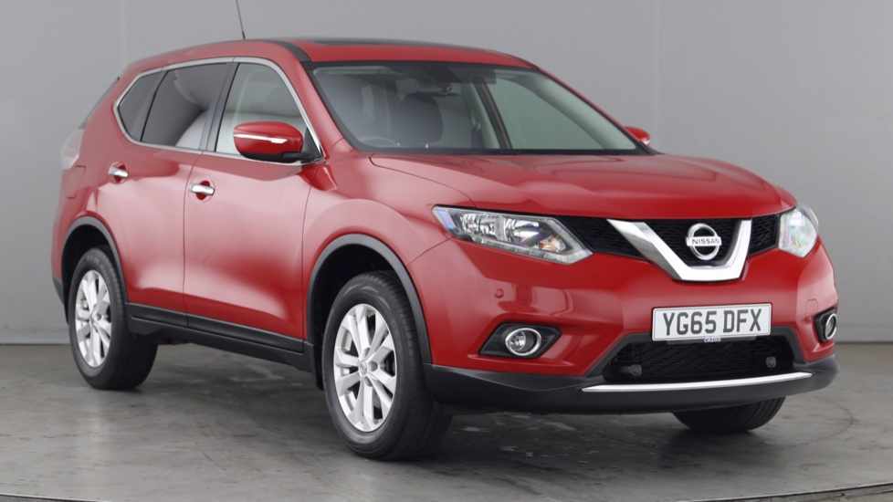 2015 Used Nissan X-Trail 1.6L Acenta dCi
