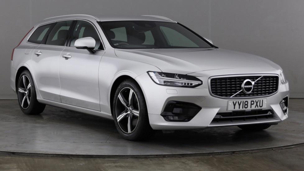 2018 Used Volvo V90 2L R-Design Pro PowerPulse D5
