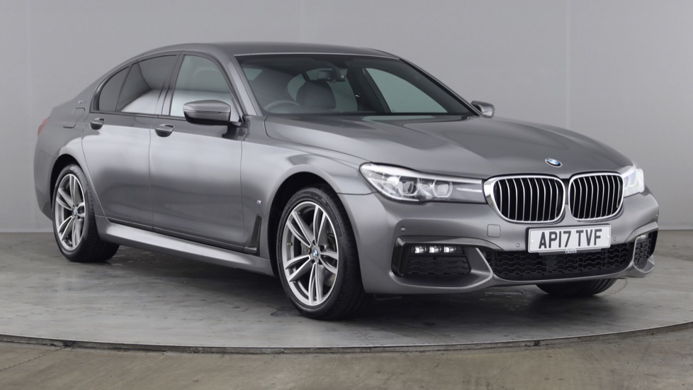 2017 Used BMW 7 Series 2L M Sport 740e