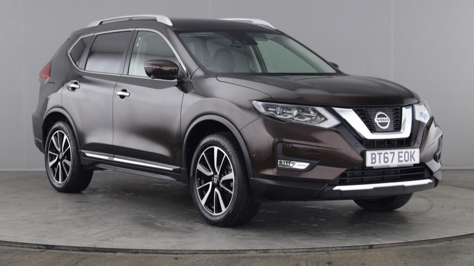2017 Used Nissan X-Trail 1.6L Tekna dCi