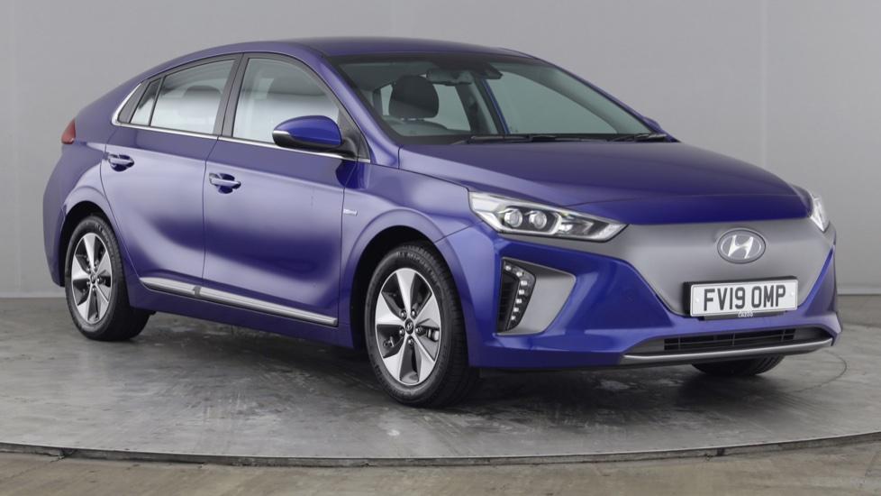 2019 Used Hyundai Ioniq Premium