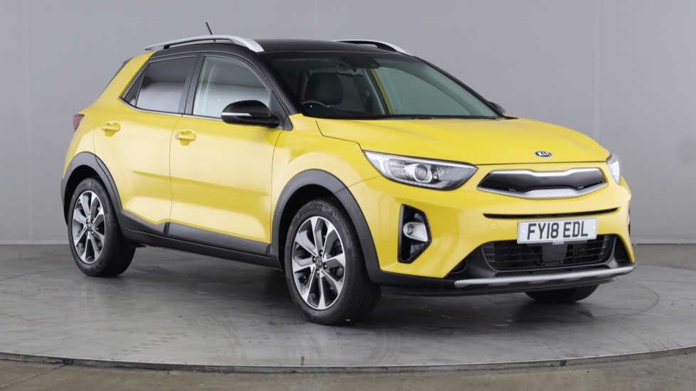 2018 Used Kia Stonic 1L First Edition T-GDi
