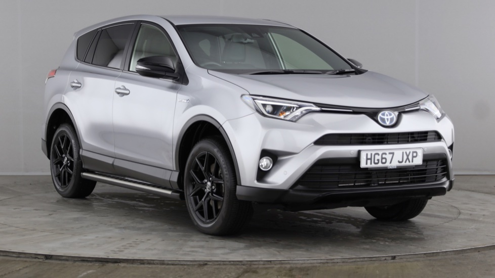 2018 Used Toyota RAV4 2.5L Excel VVT-h
