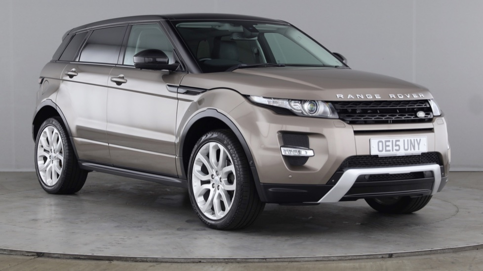 2015 Used Land Rover Range Rover Evoque 2.2L Dynamic Lux SD4