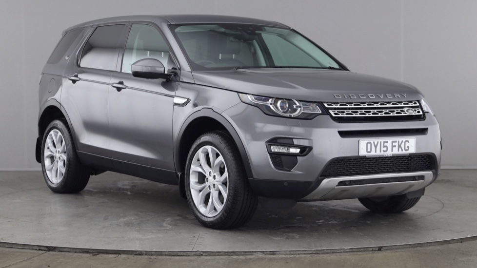 2015 Used Land Rover Discovery Sport 2.2L HSE SD4