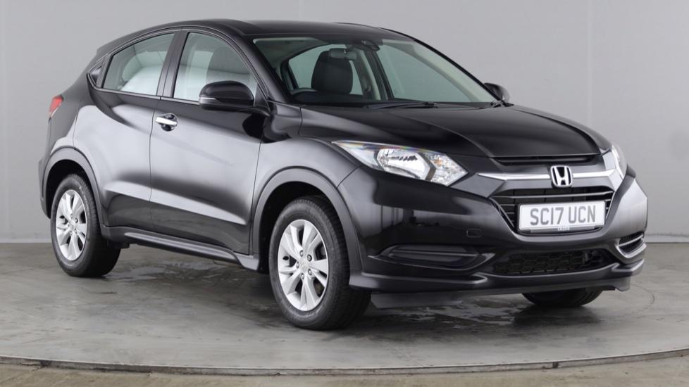 2017 Used Honda HR-V 1.6L Black Edition i-DTEC