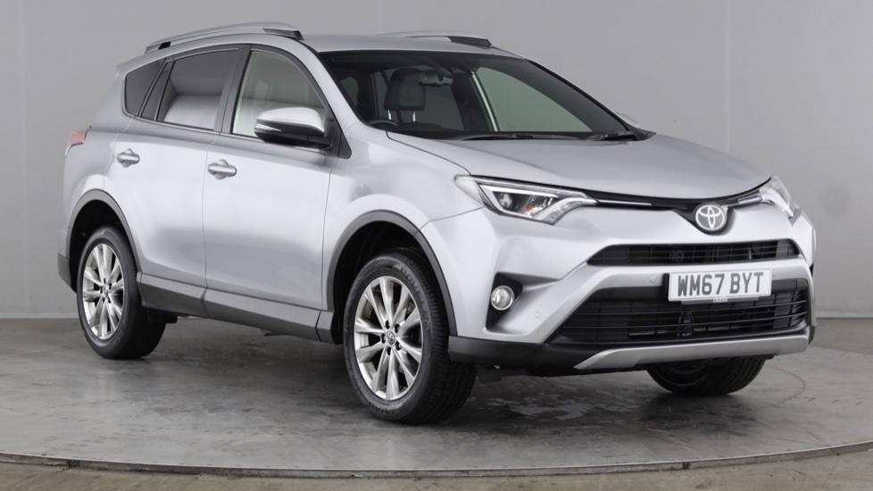 2017 Used Toyota RAV4 2L Excel D-4D