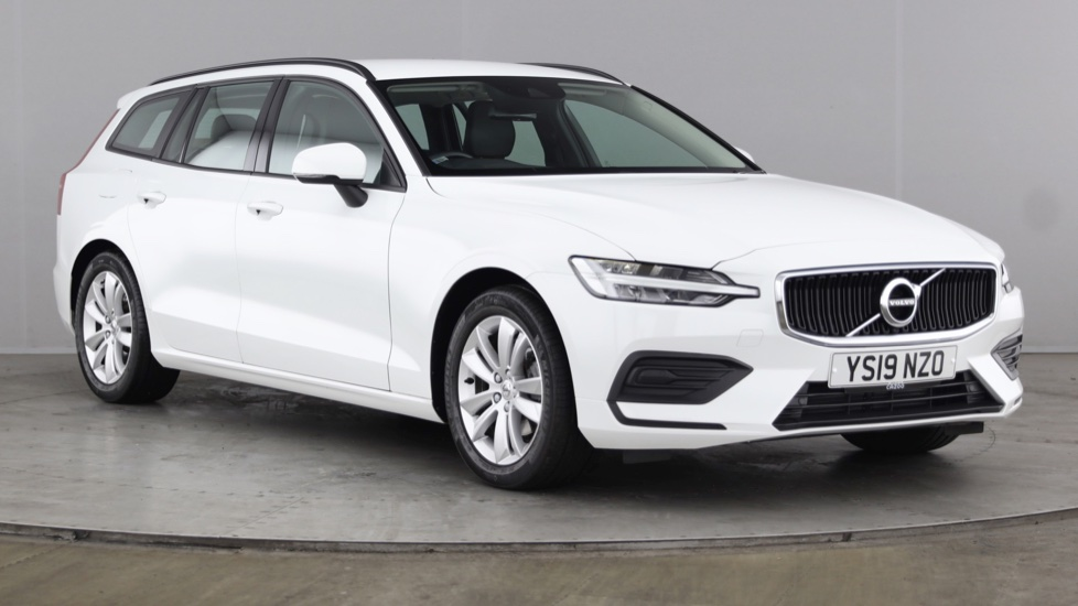 2019 Used Volvo V60 2L Momentum D3