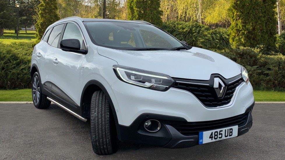 Renault Kadjar 1.2 TCE Signature S Nav EDC [Techno Pack][Cruise Control] Automatic 5 door Hatchback (2017)