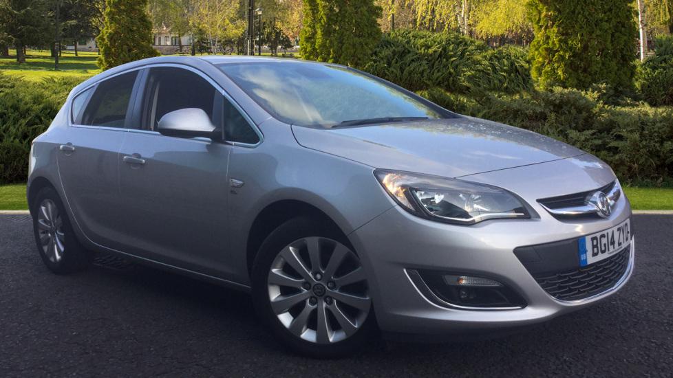 Vauxhall Astra 2.0 CDTi 16V Elite 5dr Diesel Hatchback (2014) image