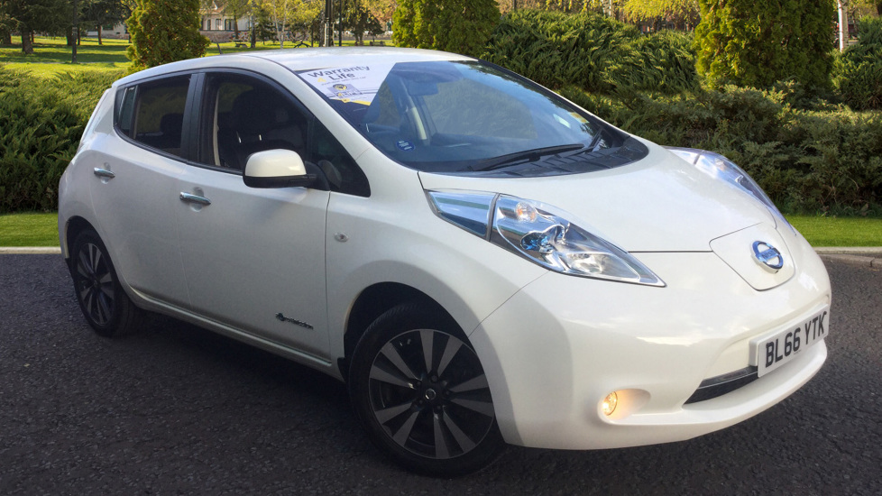 Nissan Leaf 80kW Tekna 24kWh Electric Automatic 5 door Hatchback (2016)