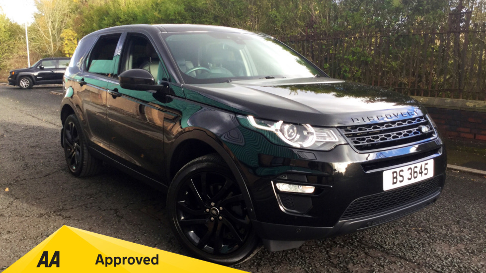 Land Rover Discovery Sport 2.0 TD4 180 HSE Luxury 5dr Diesel Automatic (2016) image