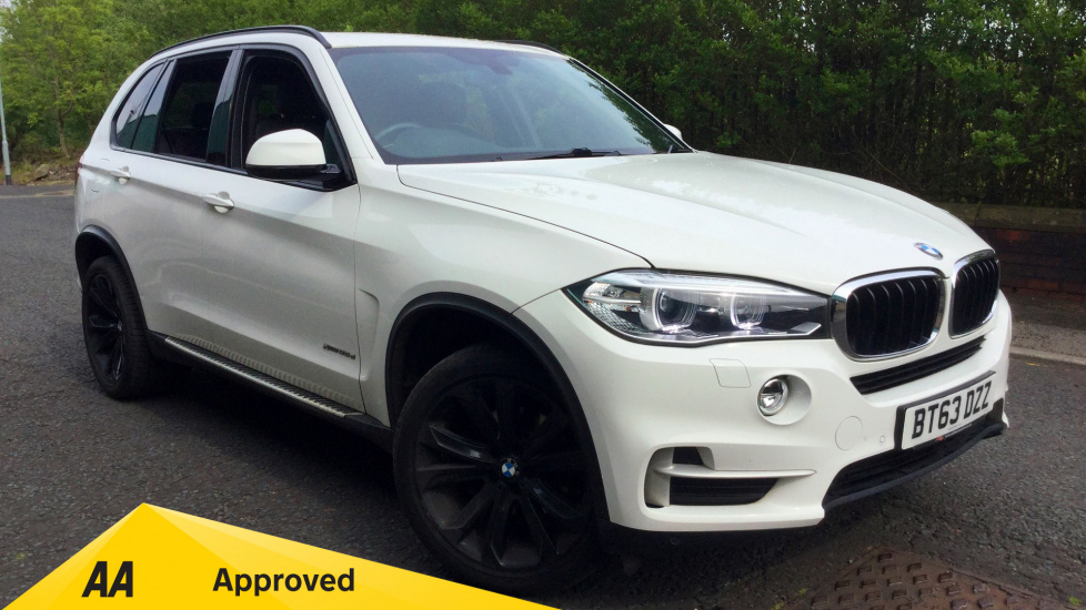 BMW X5 xDrive25d SE 5dr 2.0 Diesel Automatic Estate (2013) image
