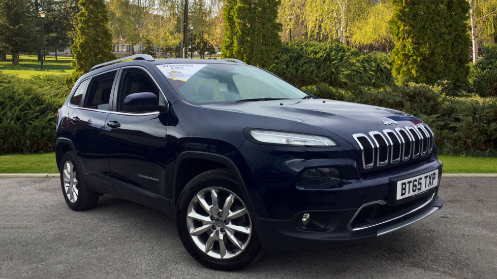 Jeep Cherokee 2.2 Multijet 200 Limited 5dr Diesel Automatic Estate (2015) image