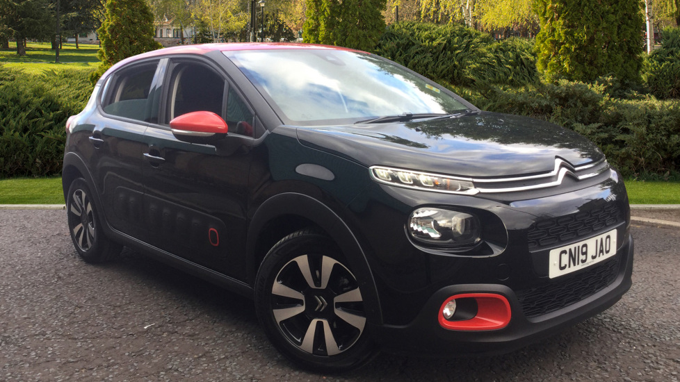 Citroen C3 1.2 PureTech 110 Flair EAT6 Automatic 5 door Hatchback (2019)