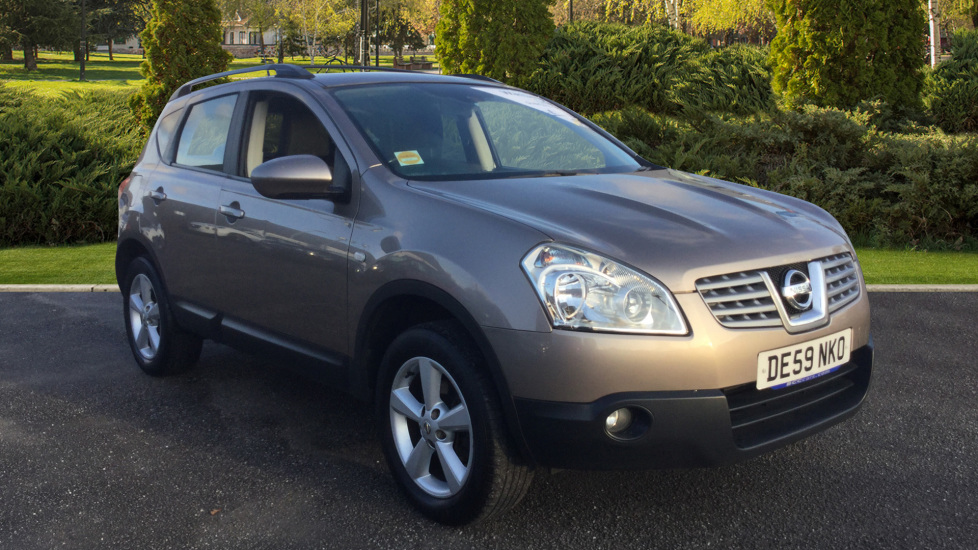 Nissan Qashqai 1.5 dCi Acenta 5dr Diesel Hatchback (2009) at Oldham Motors Citroen, Fiat and Jeep thumbnail image