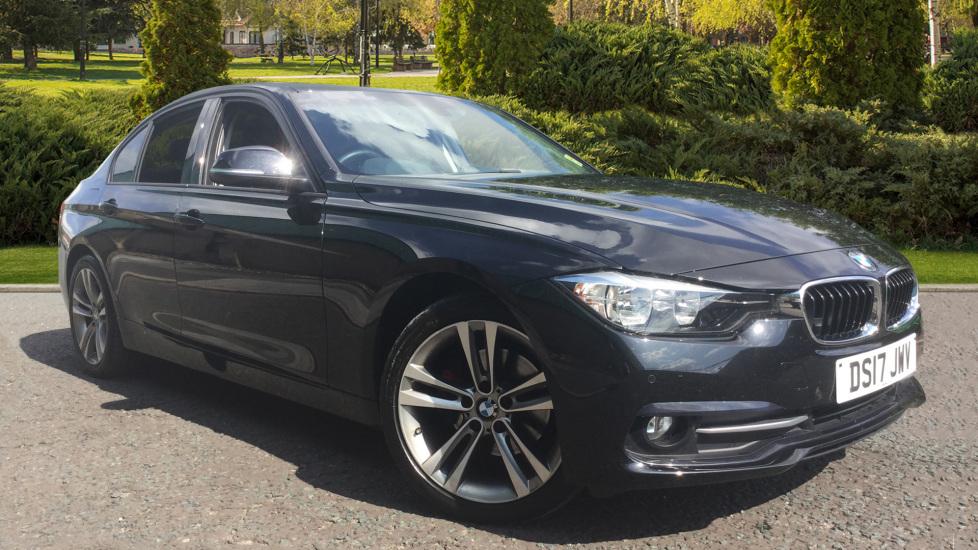 BMW 3 Series 320d Sport Step 2 0 Diesel Automatic 4 door Saloon (2017)  available from Jaguar Hatfield
