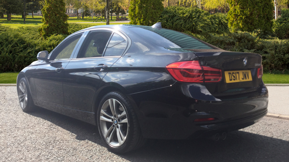 BMW 3 Series 320d Sport Step 2 0 Diesel Automatic 4 door Saloon (2017)  available from Grange Specialist Cars Swindon