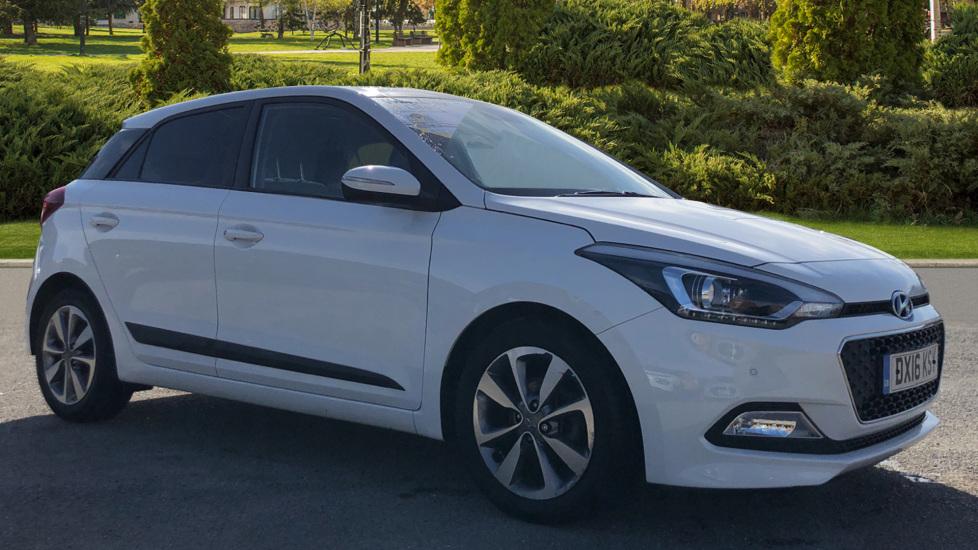 Hyundai i20 1.4 Premium SE 5dr Hatchback (2016)