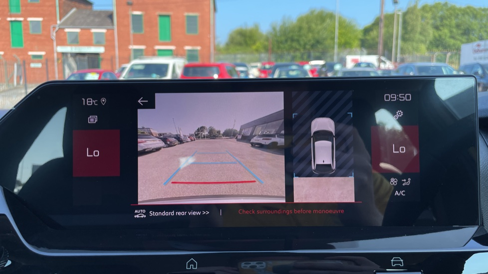 Citroen New C4 1.5 BlueHDi [130] Sense Plus 5dr Auto [Navigation][Head Up Display] image 12