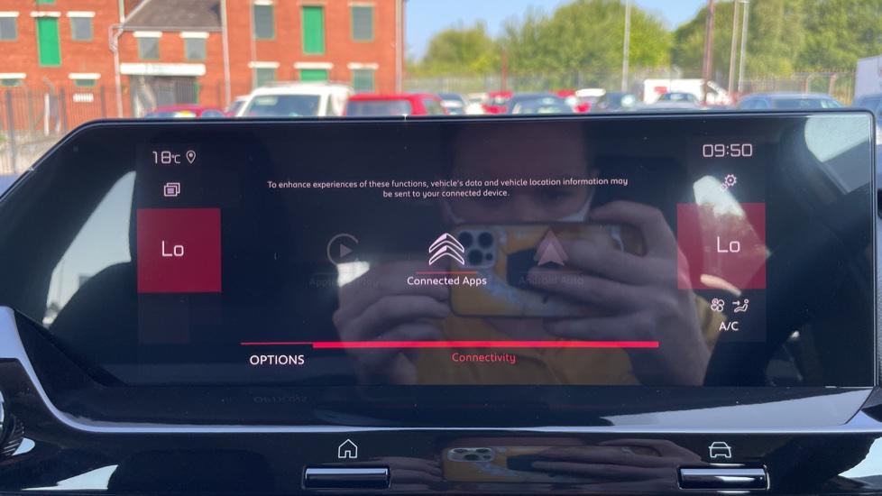 Citroen New C4 1.5 BlueHDi [130] Sense Plus 5dr Auto [Navigation][Head Up Display] image 26
