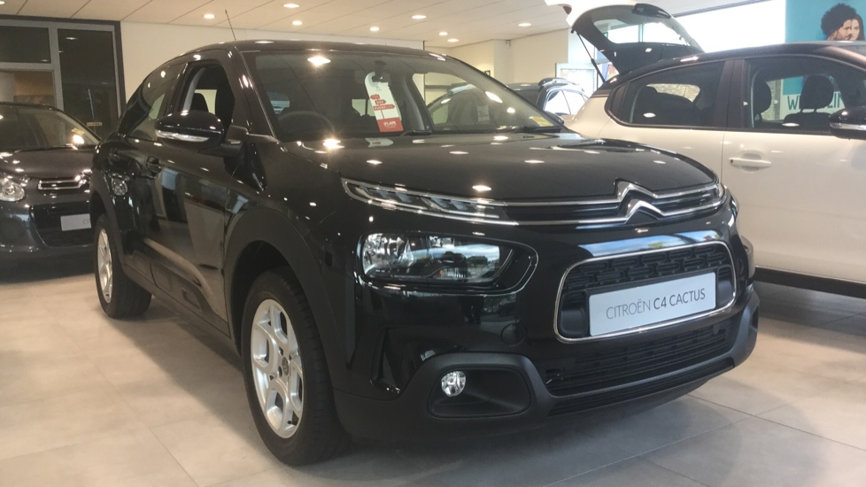 Citroen C4 Cactus 1.2 PureTech [110] Feel 5 door Hatchback (14MY)