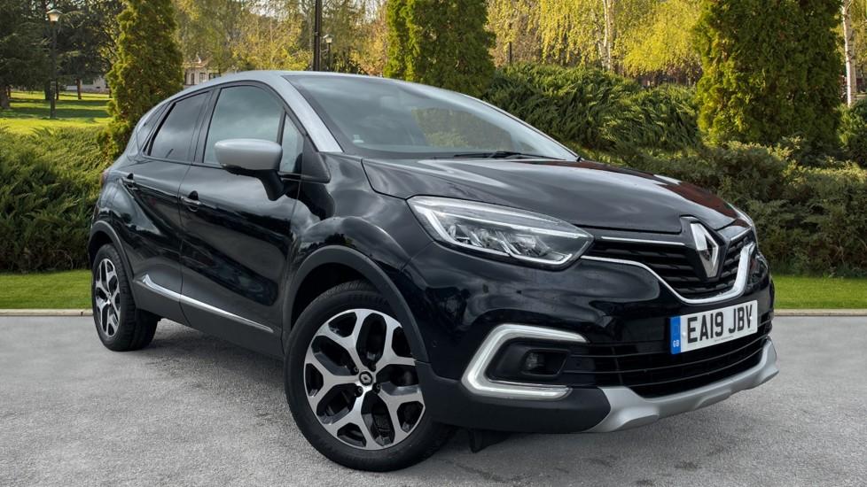 Renault Captur 1.5 dCi 90 GT Line EDC [TomTom Navigation][LED Headlights] Diesel Automatic 5 door Hatchback (2019)