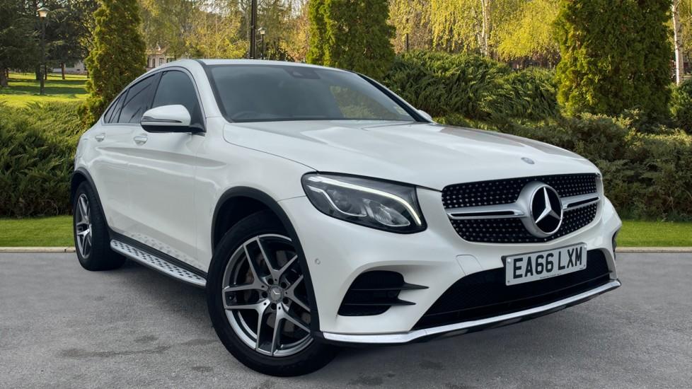 Mercedes-Benz GLC-Class GLC 250d 4Matic AMG Line [Premium Plus] 5dr 9G-Tronic [Memory Seats] 2.1 Diesel Automatic 4 door Estate (2016) image