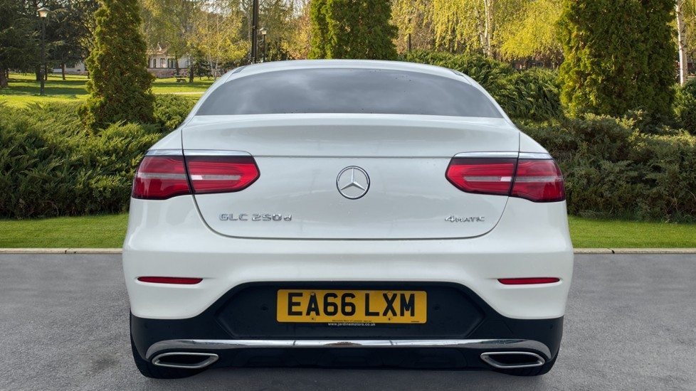 Mercedes-Benz GLC-Class GLC 250d 4Matic AMG Line [Premium Plus] 5dr 9G-Tronic [Memory Seats] image 6