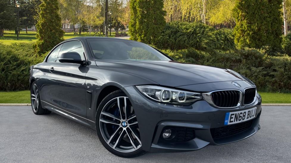 BMW 4 Series 420d [190] M Sport [Professional Media][M Sport Plus] 2.0 Diesel Automatic 2 door Convertible (2018) image