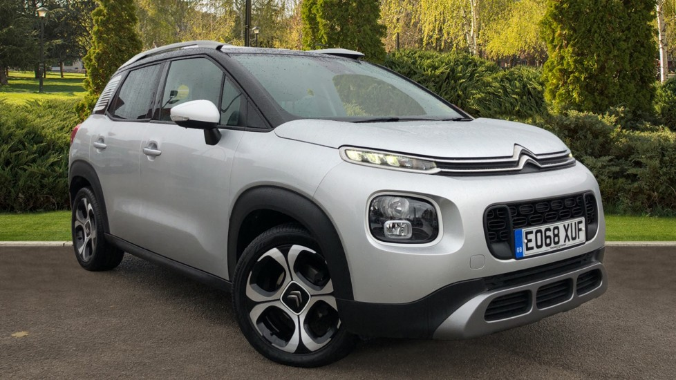Citroen C3 Aircross SUV 1.6 BlueHDi Flair 5dr Diesel Hatchback (2018) image