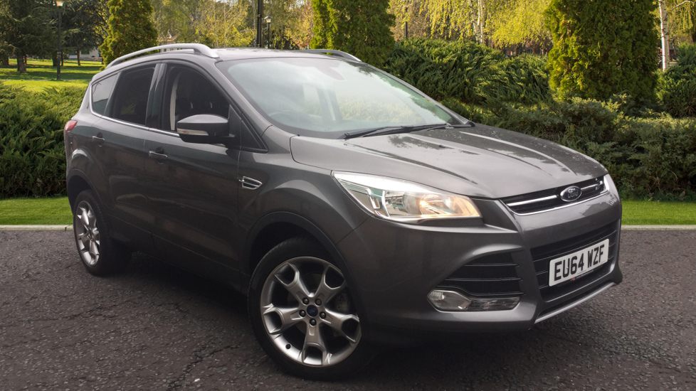 Ford Kuga 2.0 TDCi 163 Titanium Powershift Diesel Automatic 5 door MPV (2014) available from Preston Motor Park Fiat and Volvo thumbnail image