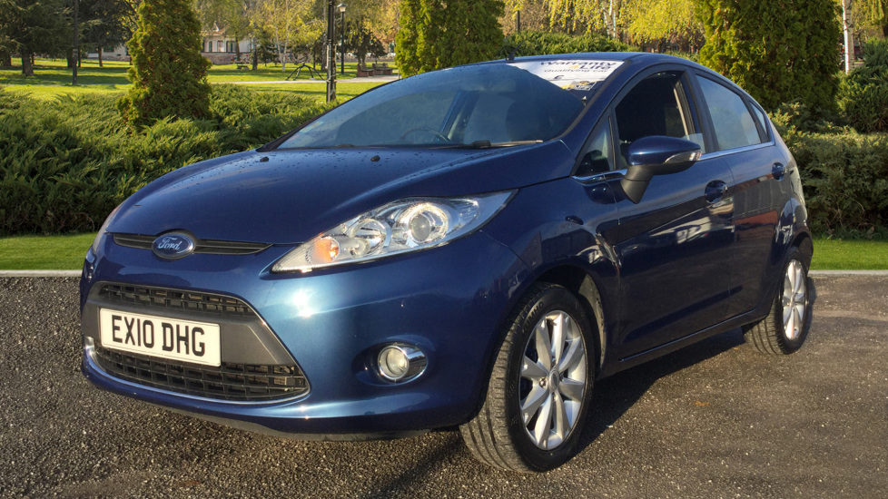 Ford Fiesta 1.25 Zetec [82] 5 door Hatchback (2010) image