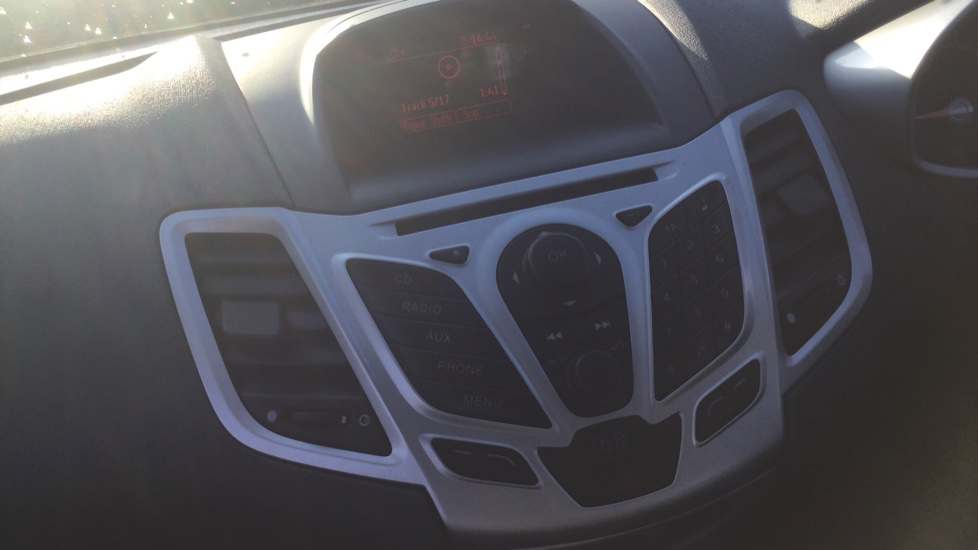 Ford Fiesta 1.25 Zetec [82] image 18