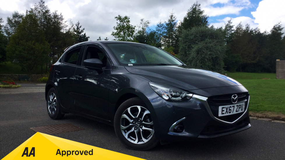 Mazda 2 1.5 GT Sport with SAT NAV, Rear Park Assist with Camera 5 door Hatchback (2017) image