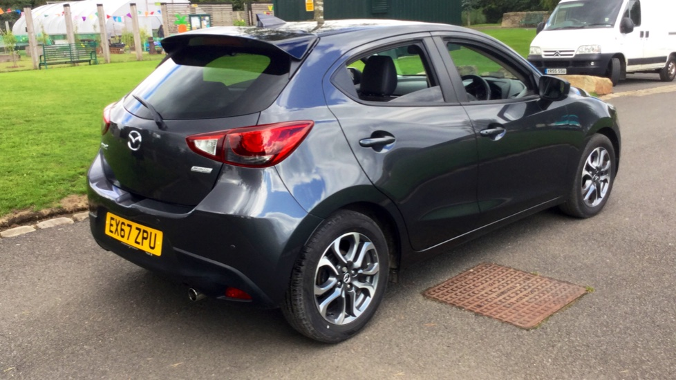 Mazda 2 1.5 GT Sport with SAT NAV, Rear Park Assist with Camera image 4