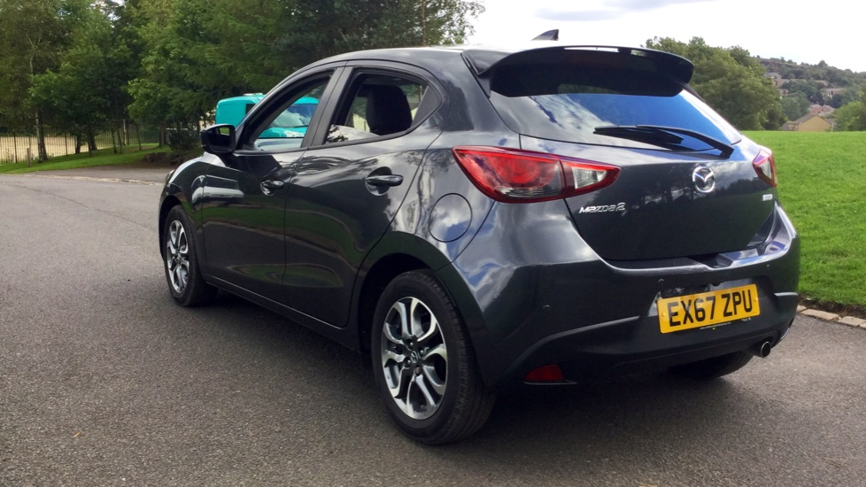 Mazda 2 1.5 GT Sport with SAT NAV, Rear Park Assist with Camera image 6