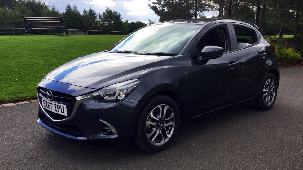 Mazda 2 1.5 GT Sport with SAT NAV, Rear Park Assist with Camera image 9