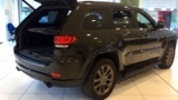 JEEP GRAND CHEROKEE V6 75TH ANNIVERSARY ESTATE, DIESEL, in GREEN, 2017 - image 1