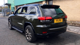 JEEP GRAND CHEROKEE V6 75TH ANNIVERSARY ESTATE, DIESEL, in GREEN, 2017 - image 5