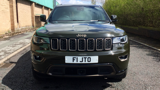 JEEP GRAND CHEROKEE V6 75TH ANNIVERSARY ESTATE, DIESEL, in GREEN, 2017 - image 9