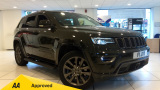 JEEP GRAND CHEROKEE V6 75TH ANNIVERSARY ESTATE, DIESEL, in GREEN, 2017 - image 10