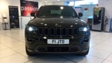 JEEP GRAND CHEROKEE V6 75TH ANNIVERSARY ESTATE, DIESEL, in GREEN, 2017 - image 16