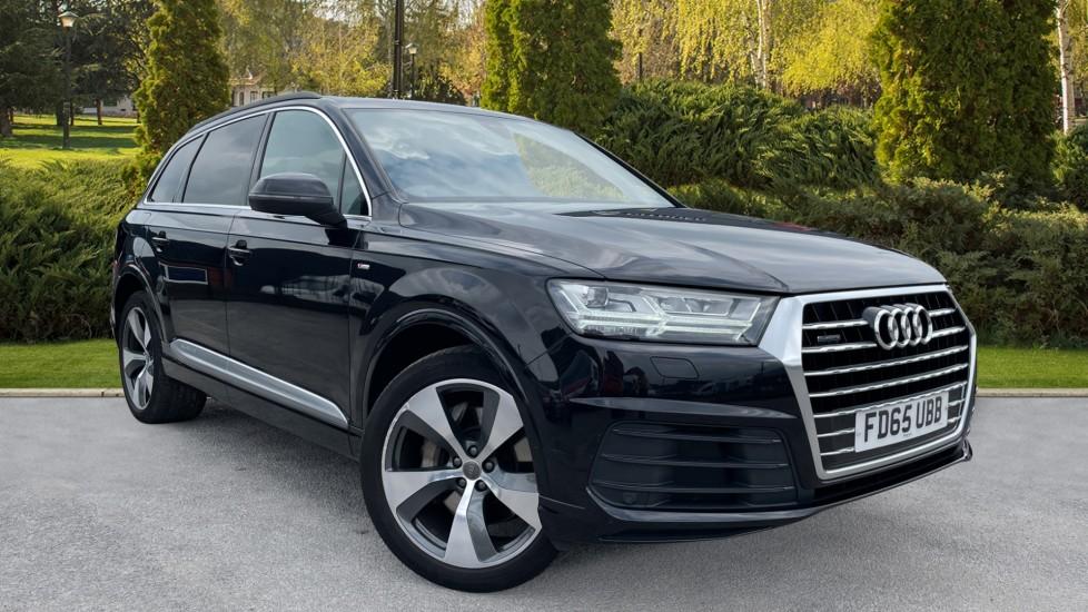 Audi Q7 3.0 TDI Quattro S Line [270][Panoramic Roof][Rear Camera] Diesel Automatic 5 door Estate (2015) image