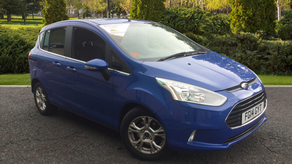 Ford B-MAX 1.6 Zetec 5dr Powershift Automatic Hatchback (2014)