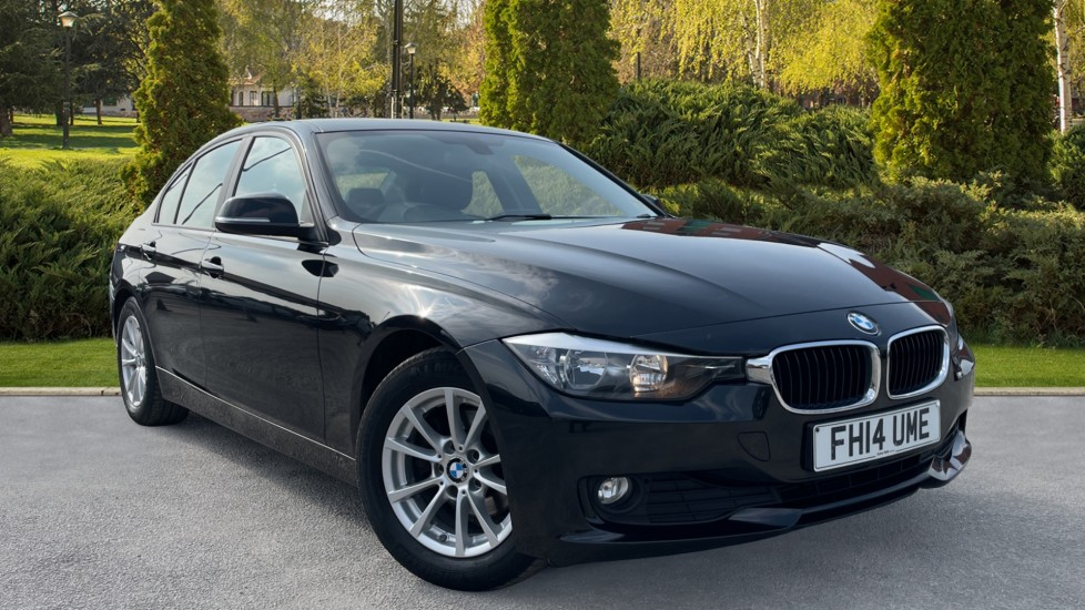 BMW 3 Series 320d EfficientDynamics Business Step [Business Media][Dual Zone Climate] 2.0 Diesel Automatic 4 door Saloon (2014)