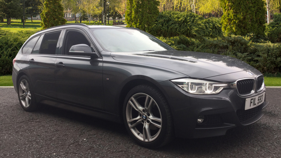 BMW 3 Series 320d xDrive M Sport 5dr Step 2.0 Diesel Automatic Estate (2016) image