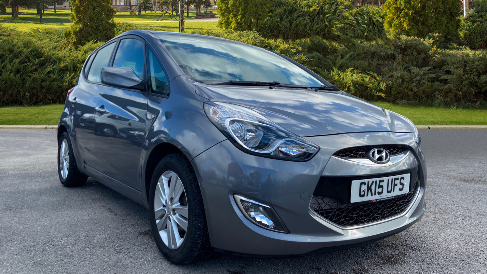 Hyundai iX20 1.6 Active 5dr Automatic Hatchback (2015)