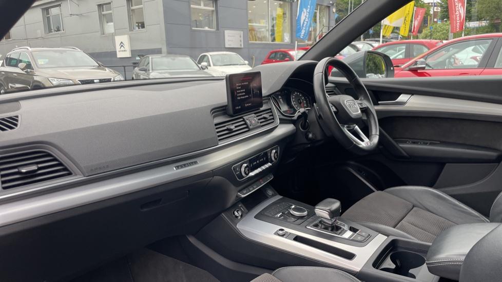 Audi Q5 3.0 TDI Quattro S Line 5dr Tip [Panoramic Glass Roof][Navigation] image 3