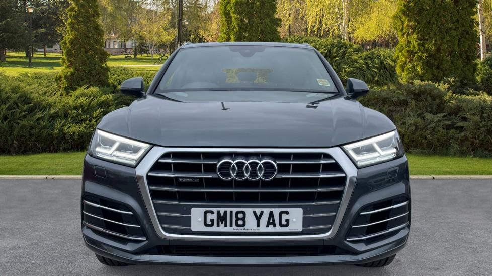 Audi Q5 3.0 TDI Quattro S Line 5dr Tip [Panoramic Glass Roof][Navigation] image 7
